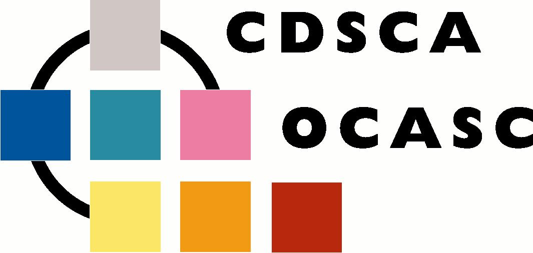 CDSCA – OCASC Logo